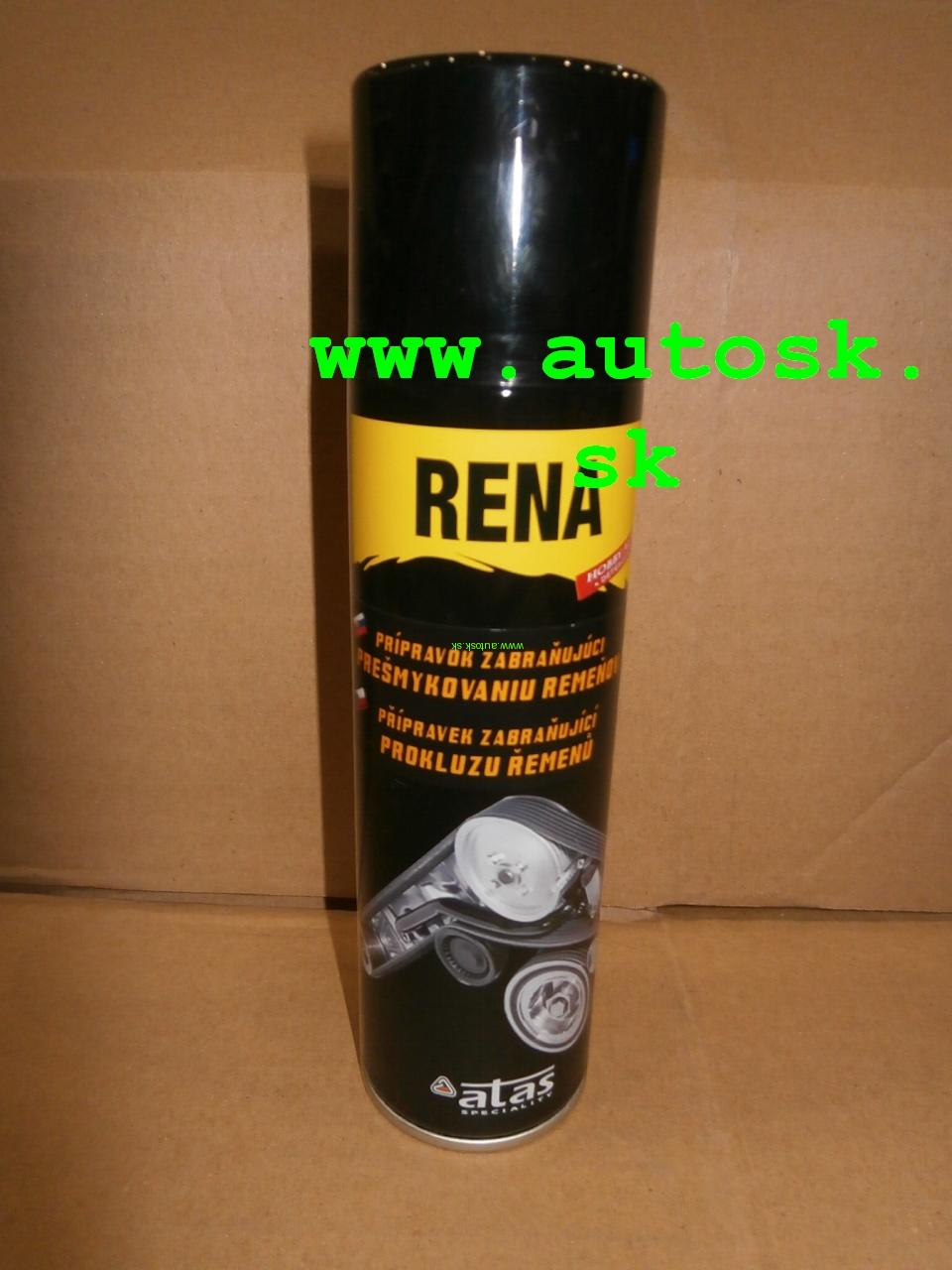 Spray na remene 250 ml
