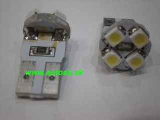 Led žiarovka 12V 4 LED 2ks