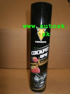 Cocpit spray Jahoda 400ml