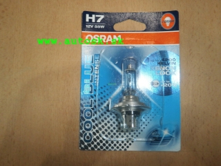 OSRAM Cool Blue Intense H7 12V 55W PX26d